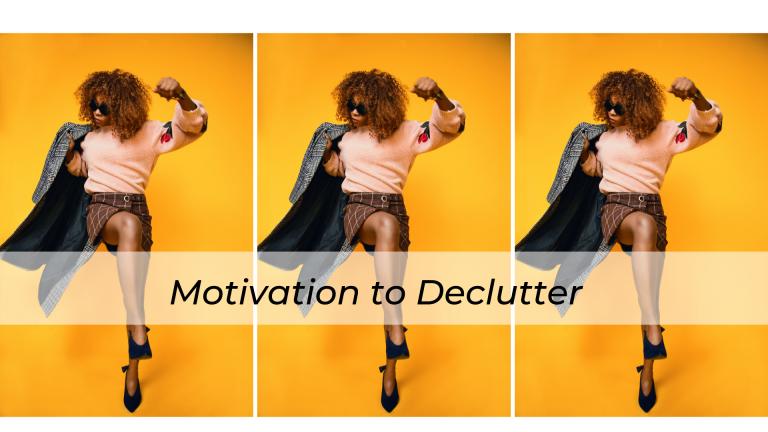 motivation to declutter