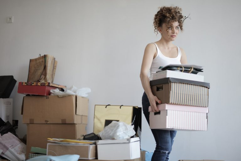 decluttering truths that slow us down