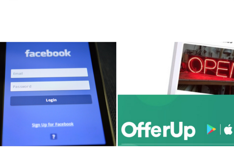 Facebook and OfferUp