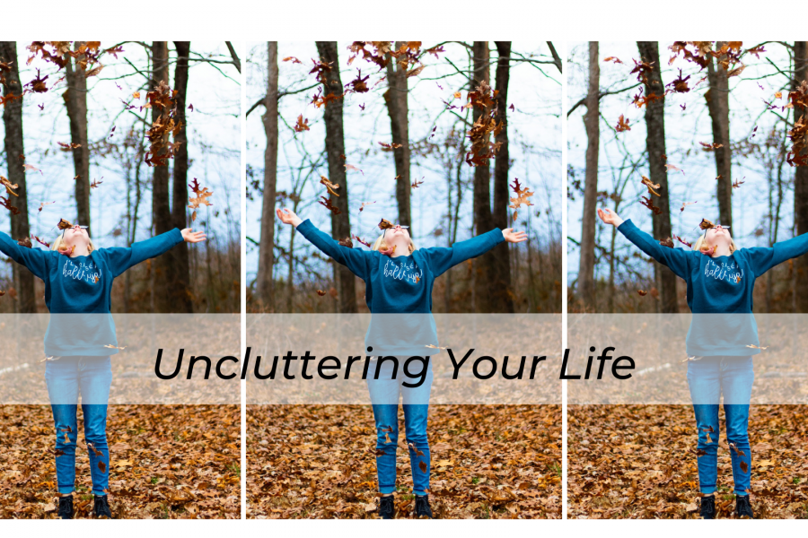 uncluttering your life
